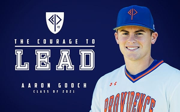 The Courage to Lead: Aaron Gooch