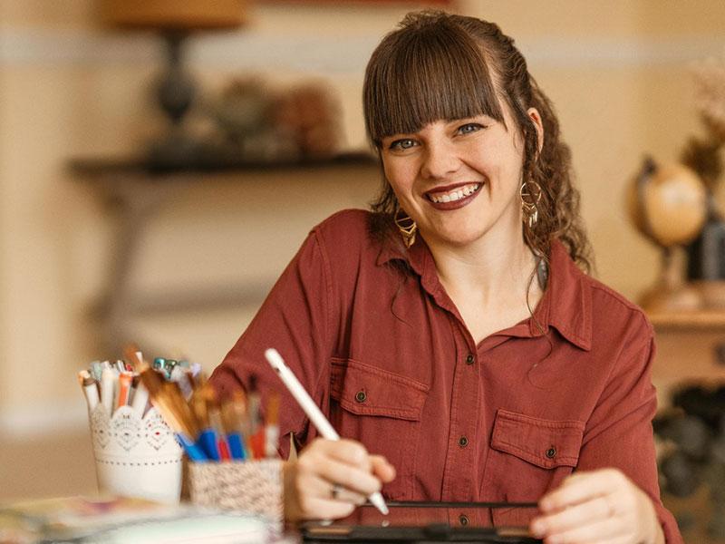 Student Spotlight: Christine J. Eaton '21