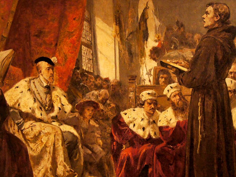 The Story of the Reformation Movement